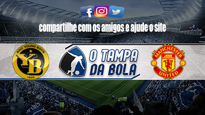 Young Boys x Manchester United Ao vivo Online